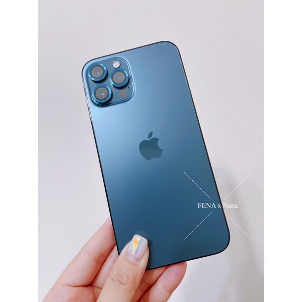 二手美機🔥 iPhone 12 Pro Max 太平洋藍 128G 256G 保固內 配件全新 高雄 屏東 台南 面交