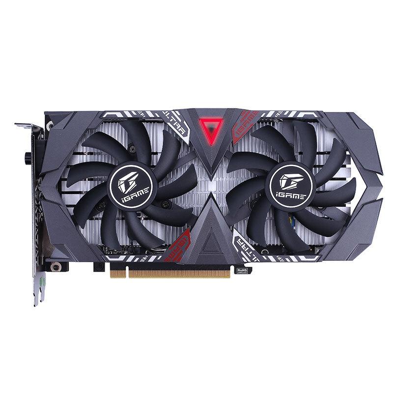 kcsA 七彩虹(Colorful)iGame GeForce GTX 1650 Ultra OC 4GD6 1590-