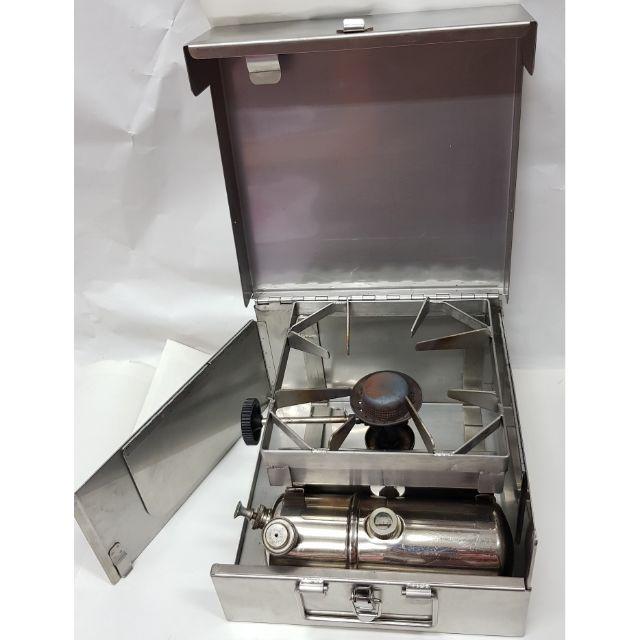 Radius R12 瑞典之星 煤油汽化爐 已整理測點 含不鏽鋼攜行箱