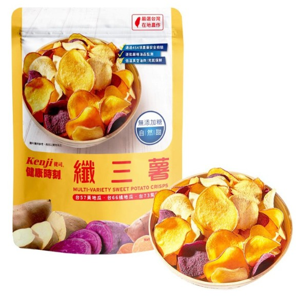 【COSTCO】健司纖三薯脆片