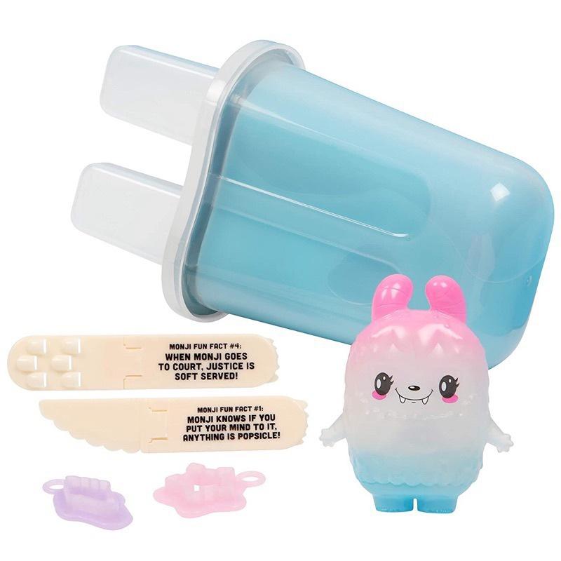 ┅I Dig Monsters小冰棒冰棍怪獸驚喜盲盒玩具下冷水會變色
