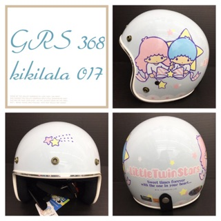 NG📣送鏡片 3/ 4 安全帽 GRS 鼎立興 368 TS017 雙子星 kikilala 復古帽 ⚠️小帽體