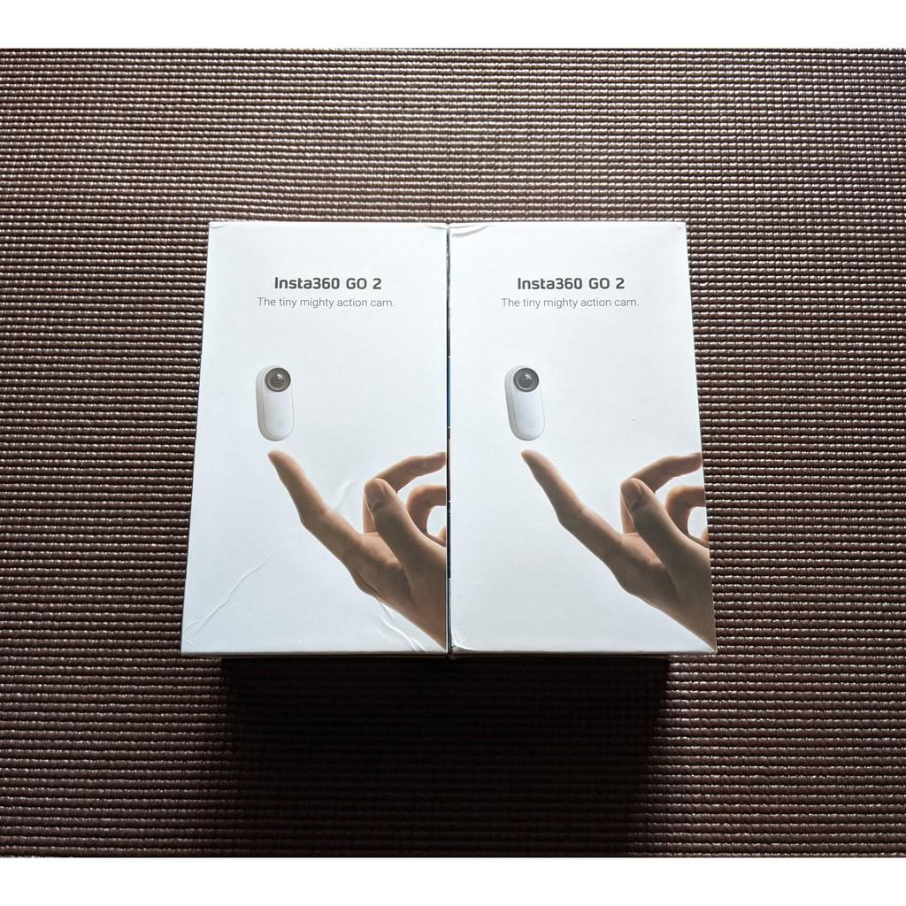 【歐美代購】Insta360 GO 2 拇指運動相機 世界最輕巧旗艦拍攝 2K錄影 官網公司貨 原廠保固