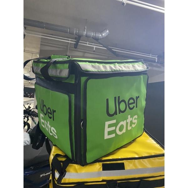 uber eat大包