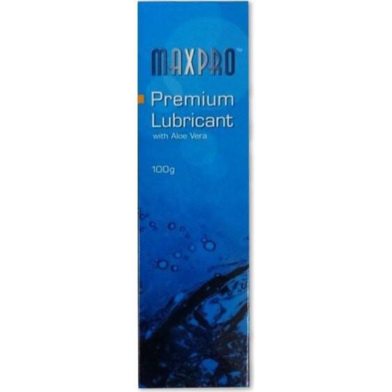 [全新現貨] 超低優惠價!MAXPRO 瑪斯普羅 高品質 蘆薈醫療級潤滑液劑100g/潤滑劑/潤滑液