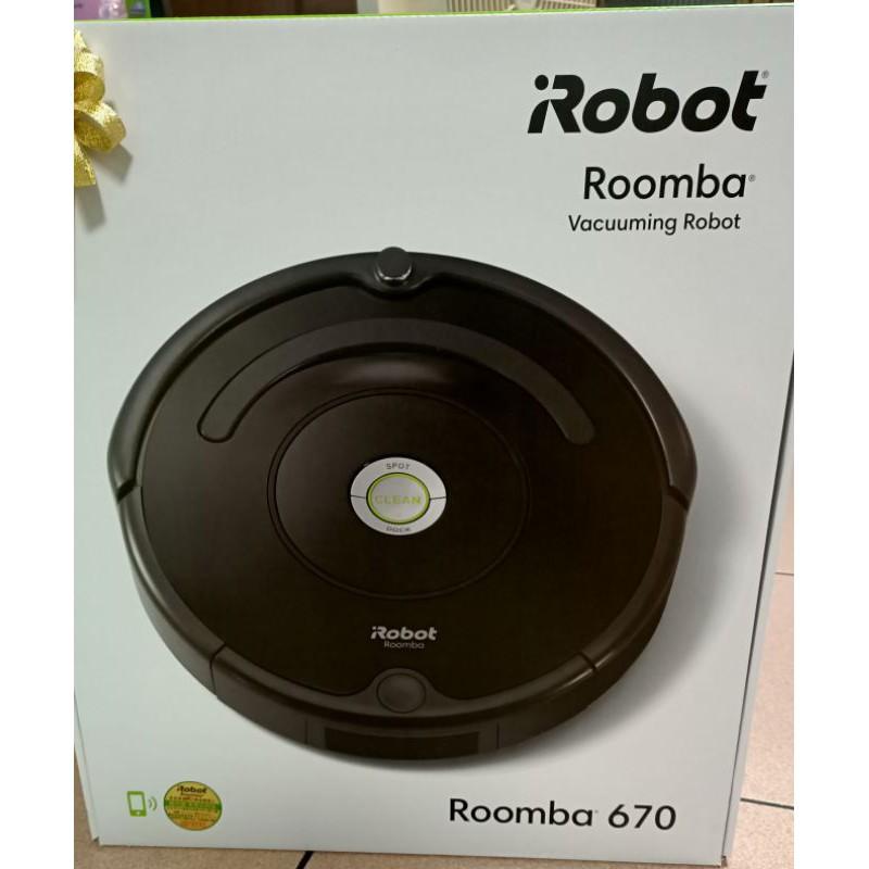 iRobot Roomba 670 掃地機器人