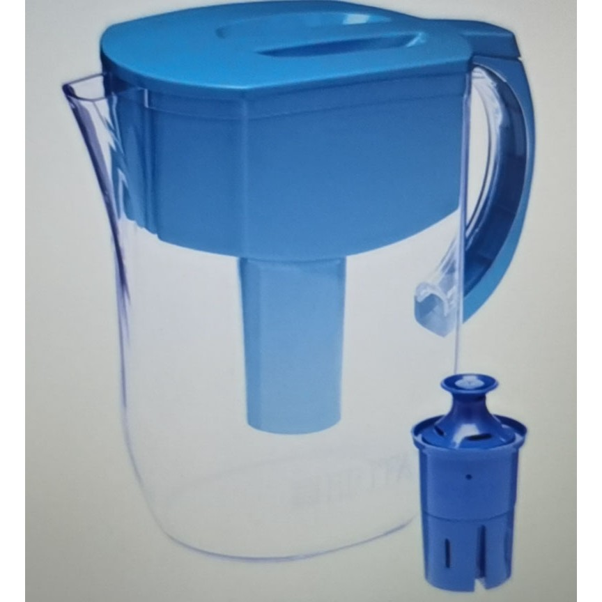 Brita 濾水壺 Water Pitcher with 1 Longlast Filter 白/湖水綠/黑 可選