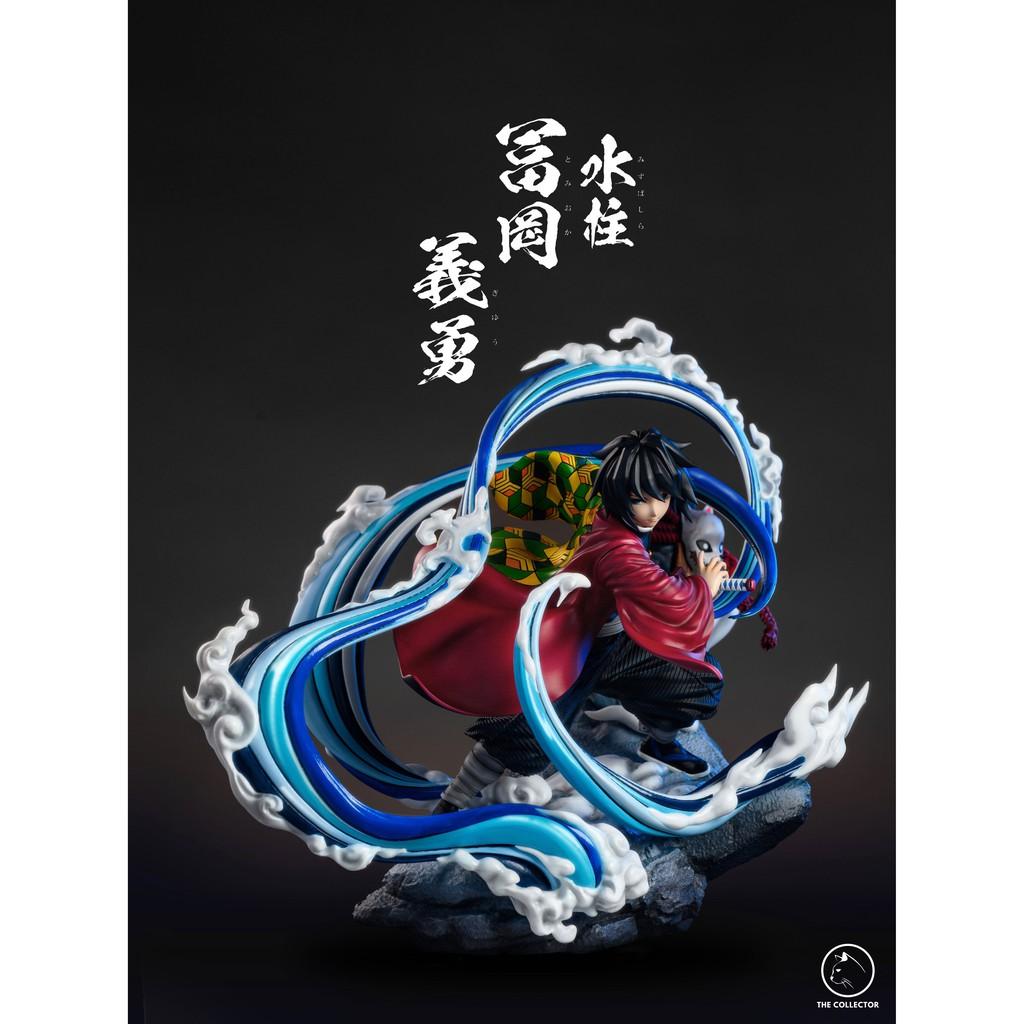 【麝香貓模玩】鬼滅之刃─水柱 富岡義勇 預購 GK 模型 公仔 逆刃