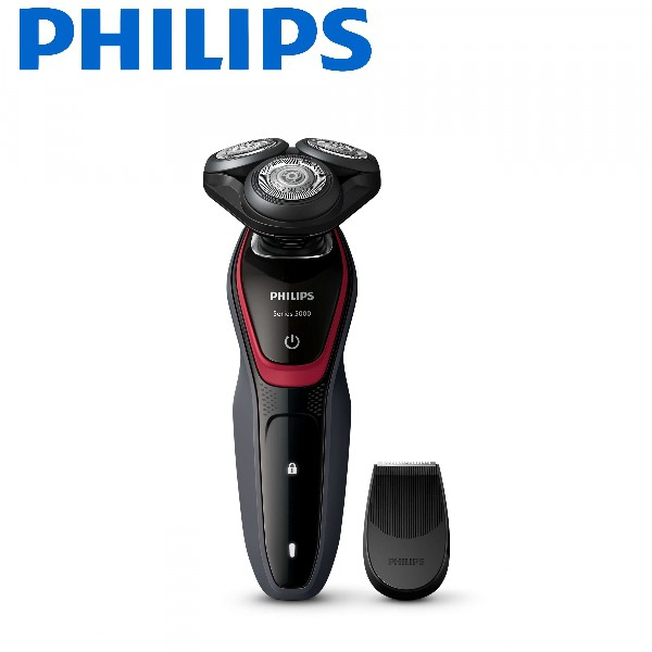 飛利浦 Shaver series 三刀頭可水洗電鬍刀S5130/04(荷蘭製)