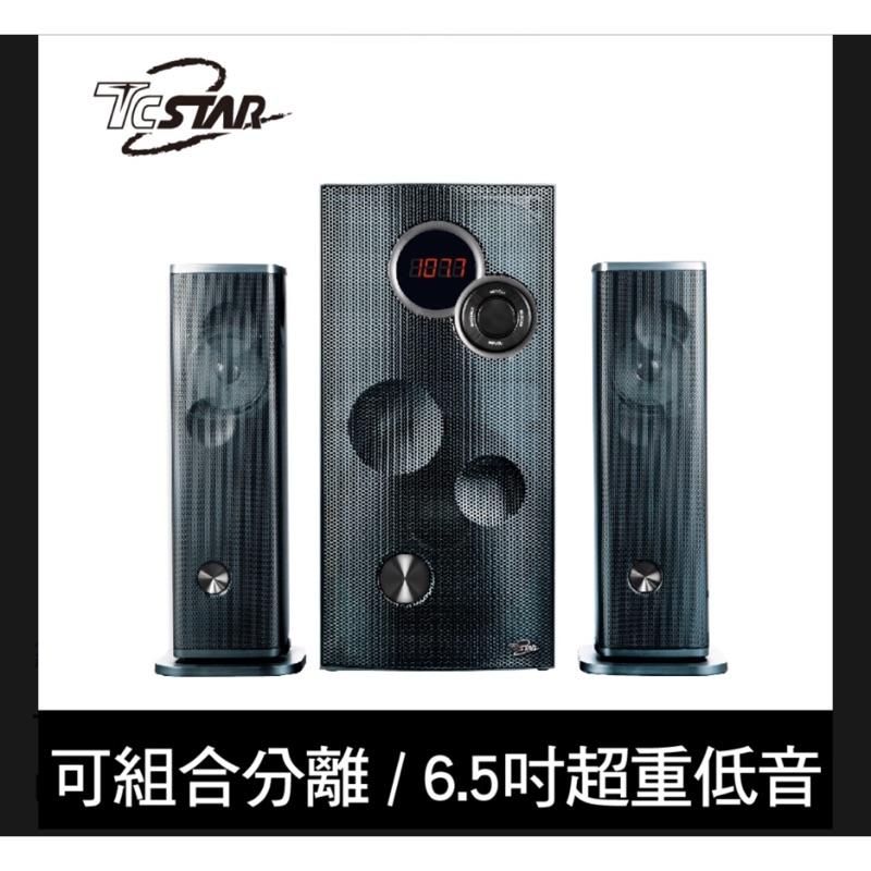 ❤️限時殺底價 TCSTAR 可分離式藍牙/FM/USB/AUX 2.1環繞劇院喇叭 TCS9200