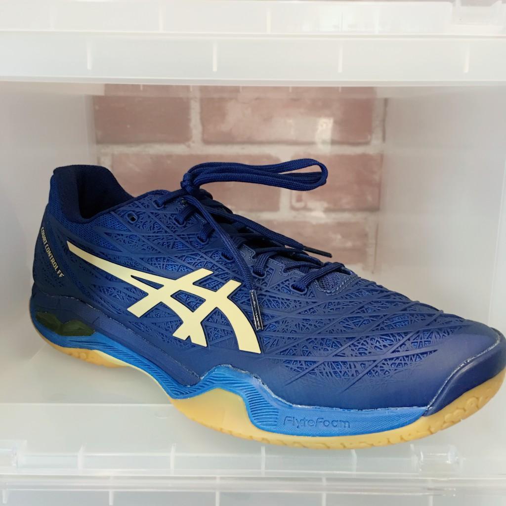 亞瑟士 ASICS COURT CONTROL FF 限量專業羽球鞋