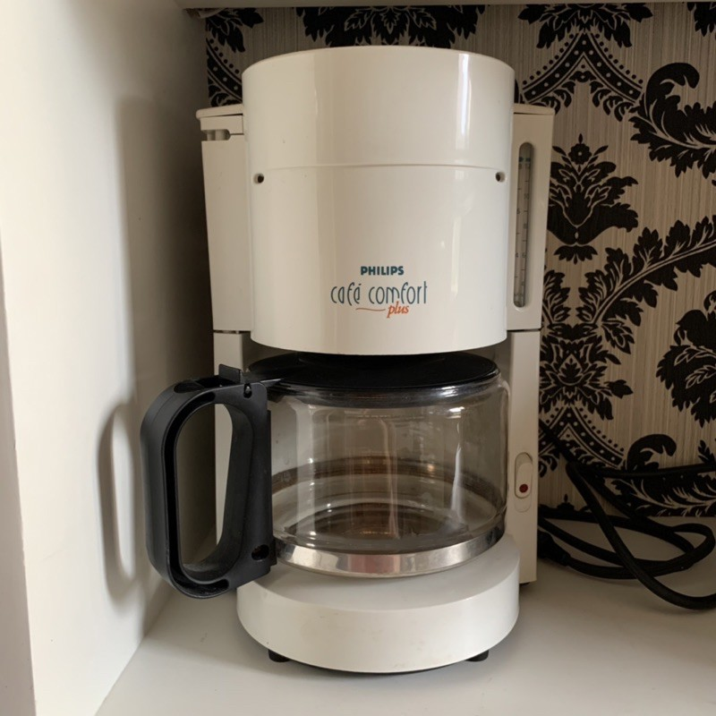 [二手品]飛利浦 PHILIP 咖啡機 HD7215/A 9成新