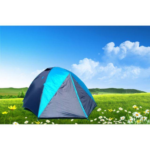 SAMCAMP 噴火龍  超高CP值帳篷!!豪華 6~8人雙門銀膠蒙古包帳篷/300型 - 抗紫外線不透光 / 隔熱佳