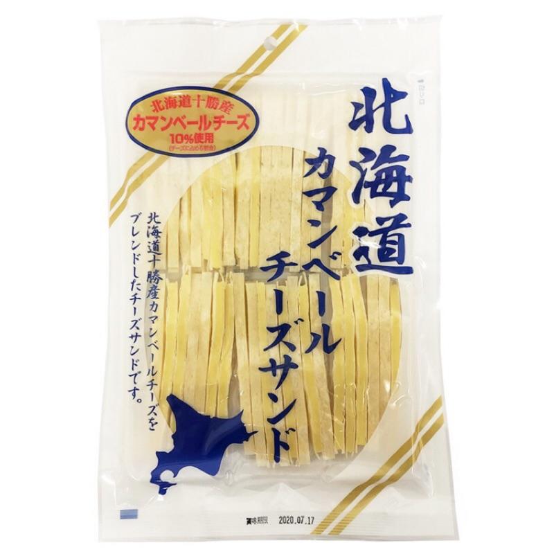 ORSON 北海道鱈魚卡芒貝爾起司條 130g