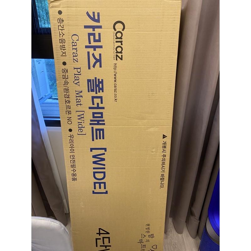 韓國 卡瑞茲 Caraz 200x140x4地墊(全新)