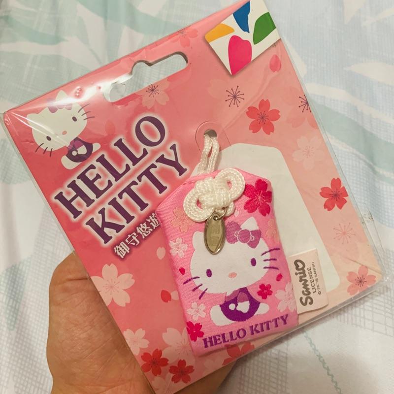 免運 7-11 限定 Hellokitty悠遊卡 Kitty御守造型 御守悠遊卡 限量 HelloKitty悠遊卡