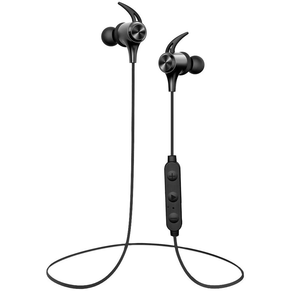 美國直送🇺🇸 Boltune IPX7 防水藍牙耳機運動無線耳機5.0 內置麥克風 降噪 快速充電❗️附發票❗️