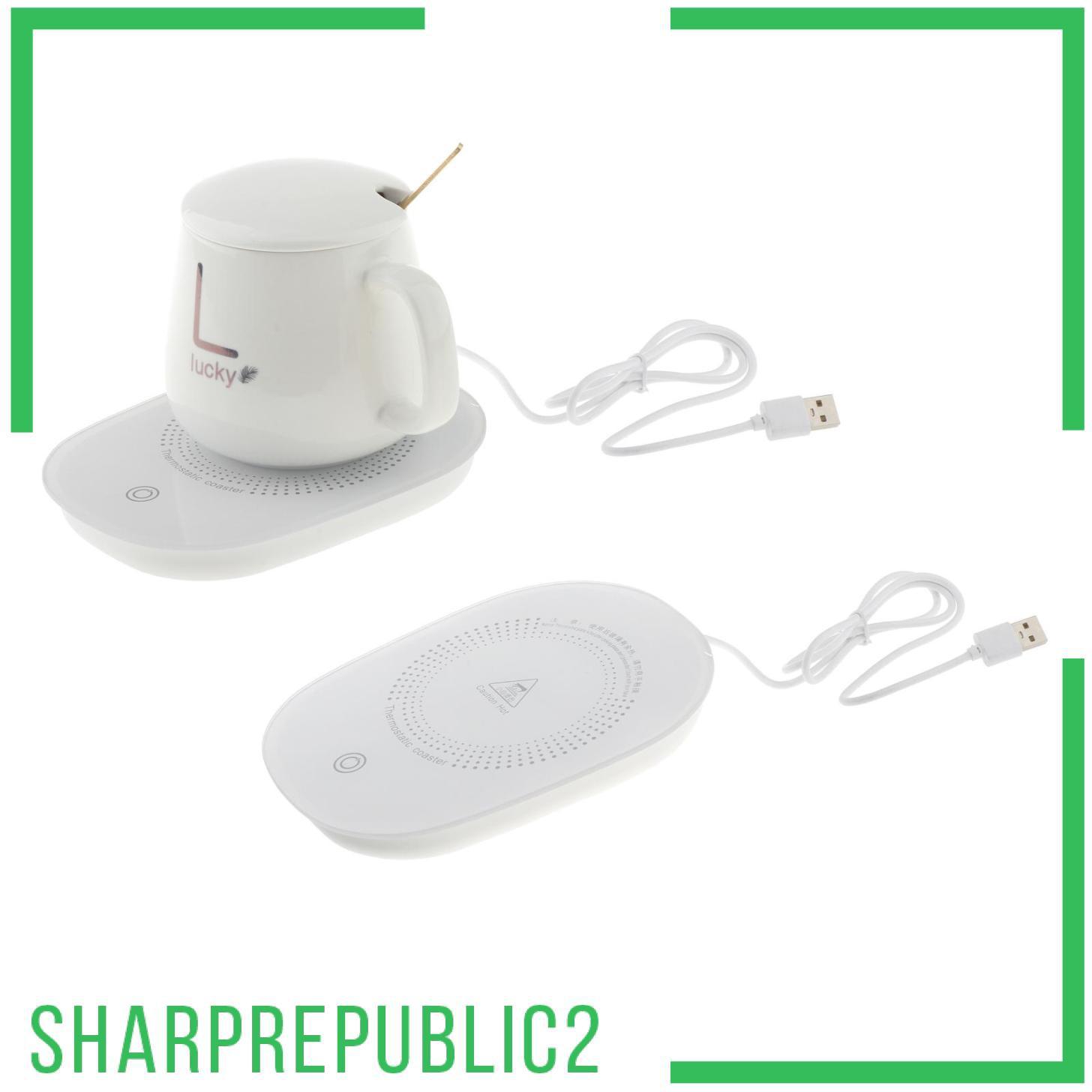 [SHARPREPUBLIC2] 咖啡杯保溫器台式飲料保溫器電熱杯暖茶水