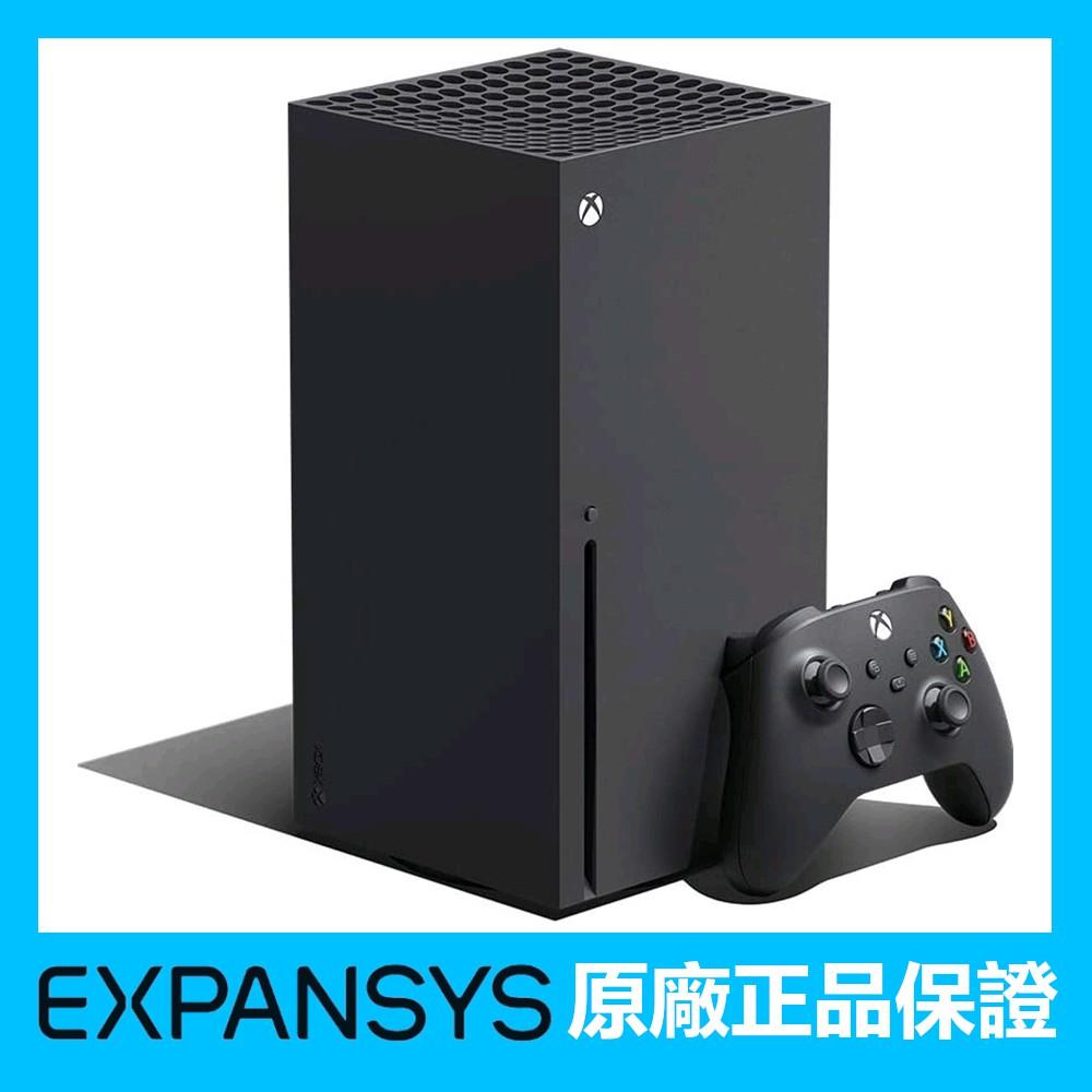 【磐石網公司貨-平輸】XBOX SERIES X 遊戲主機 (1TB, 黑)