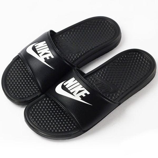 NIKE-BENASSI JDI 中性款涼拖鞋- NO.343880090