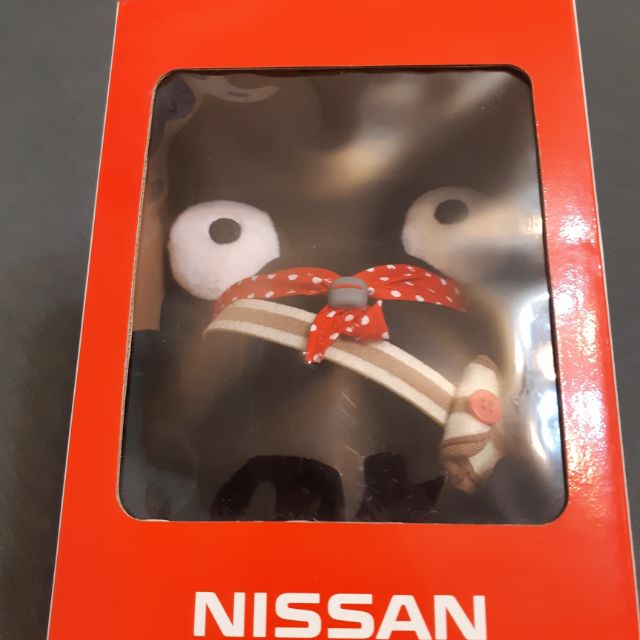 Nissan娃娃