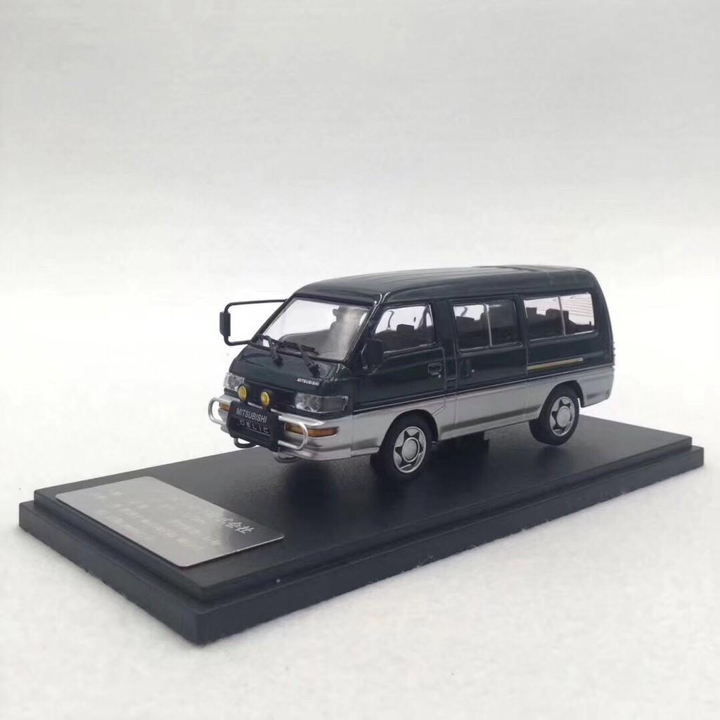 [8-25]MC 1:43東南三菱得利卡delica 合金汽車模型 mpv車模