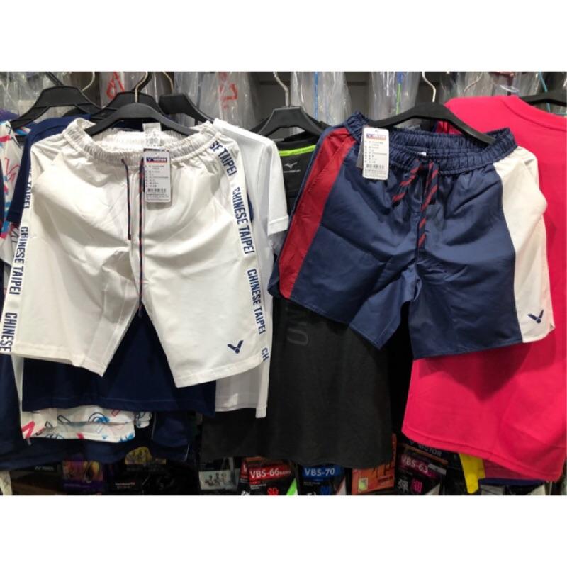 (羽球世家)勝利 VICTOR 羽球短褲 R-2030 東京奧運中華隊休閒短褲(中性款) R-2040 排汗褲