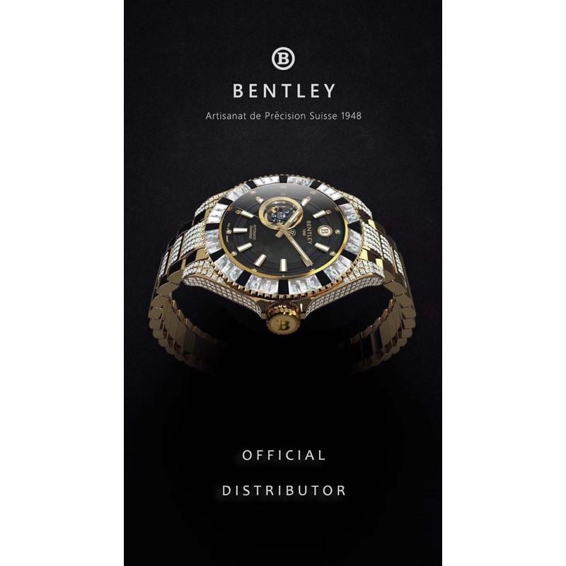 BENTLEY尊爵滿天星真鑽機械錶
