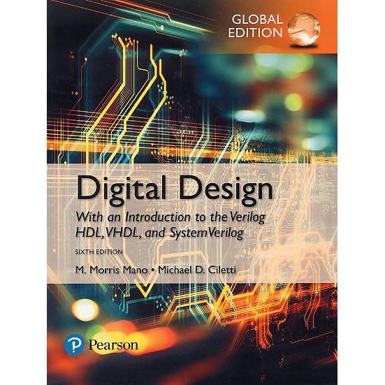 <團購最省>Digital Design 6/e Mano 9781292231167