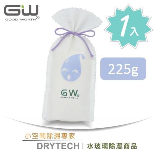 【GW 水玻璃】環保除濕袋225克 一入組