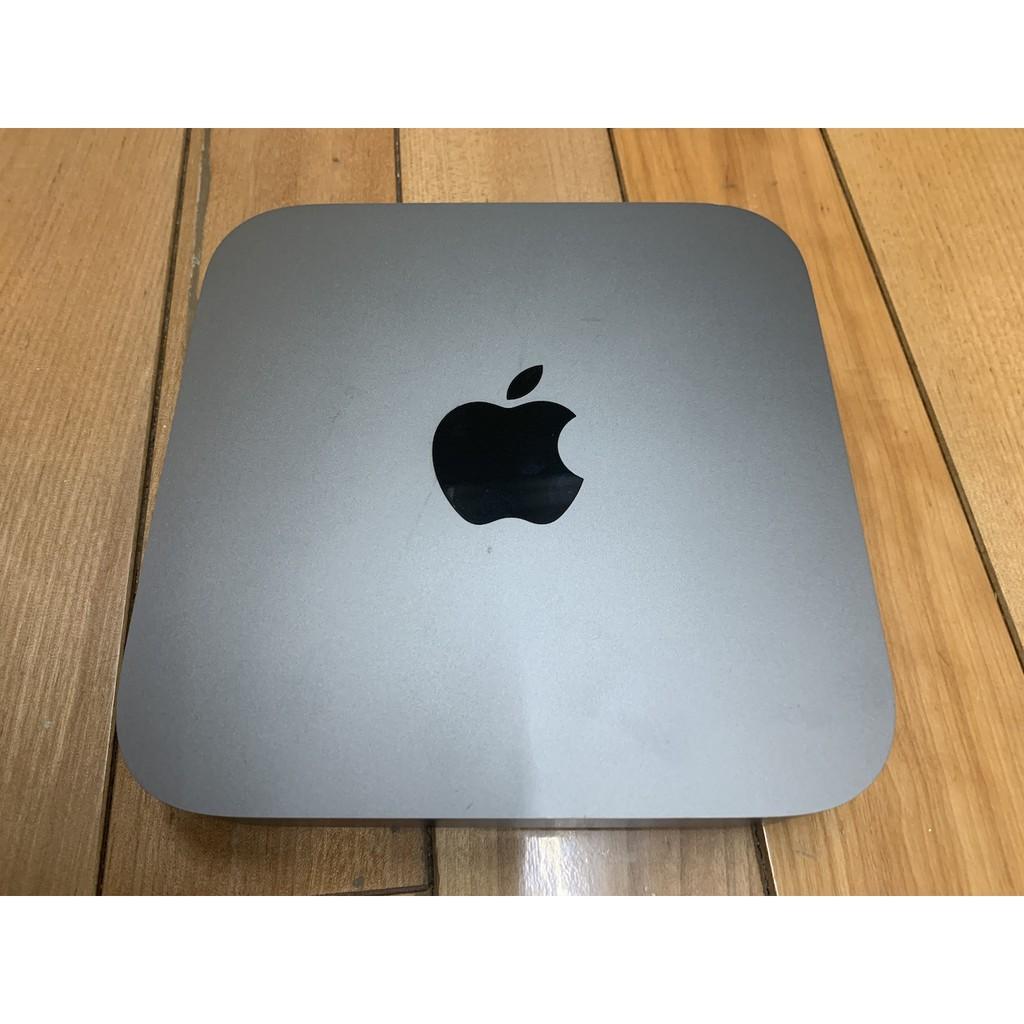 Mac mini 3.2 GHz 6核心 i7 16GB 記憶體 2018年