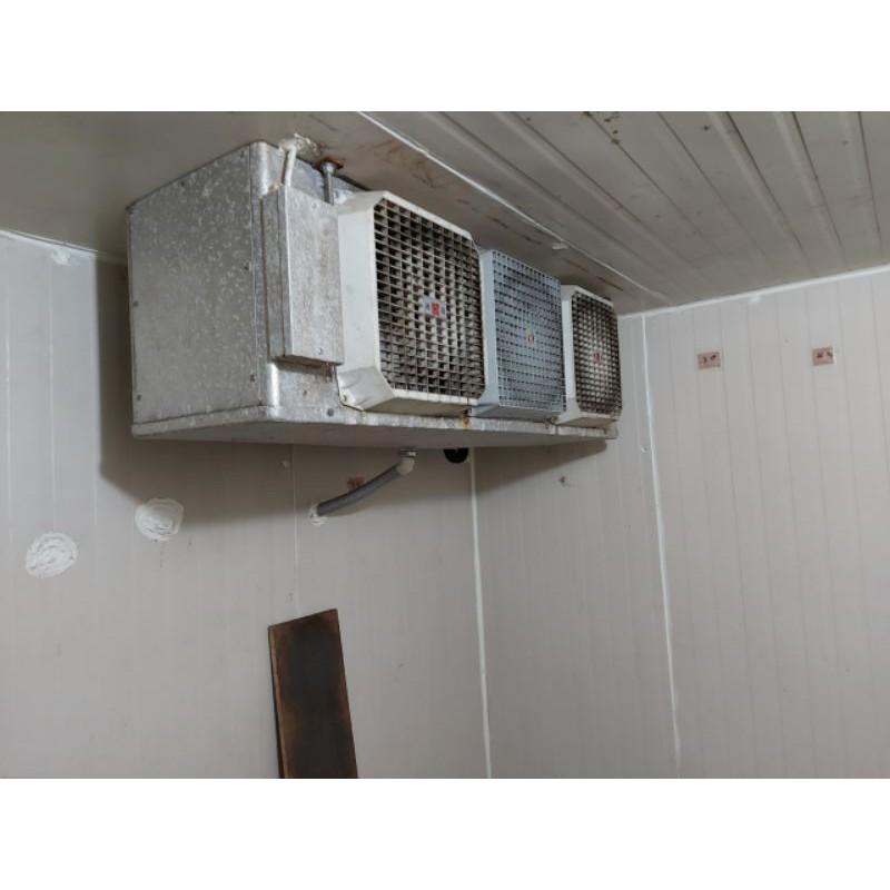 高雄 二手 1.8坪組合式冷凍庫 送標準安裝86000元可當冷凍庫也可做冷藏庫使用