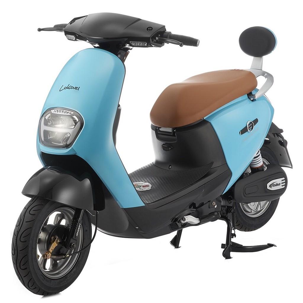 騰輝電動車 可愛馬CHT-031S鋰電版電動自行車