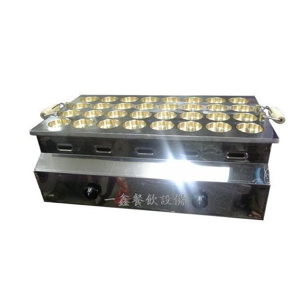 一鑫餐具【32洞紅豆餅機】車輪餅機20洞、32洞、48洞紅豆餅機