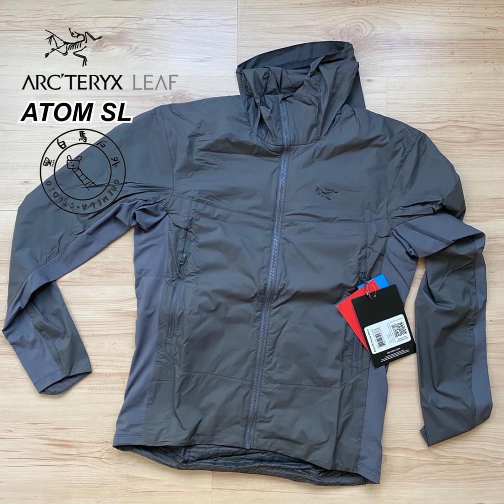 Arc'teryx LEAF 軍鳥 Atom SL Hoody 限定版