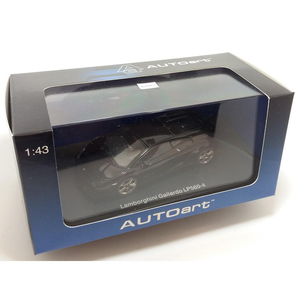1/43 AutoArt Lamborghini 藍寶堅尼 小牛 Gallardo LP560-4 模型車