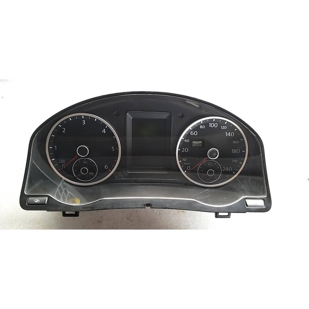 (需核對料號及另電腦設定) 柴油 08-12 TIGUAN儀錶板 儀表板 路碼錶5N0920871C$8000