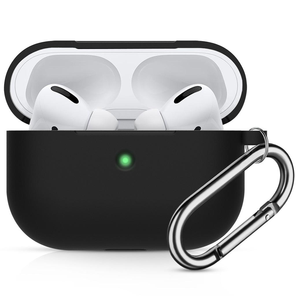 適用airpods pro3無線藍牙耳機殼連體帶扣加厚防塵塞液態硅膠套銀河UAG精品臺灣現貨