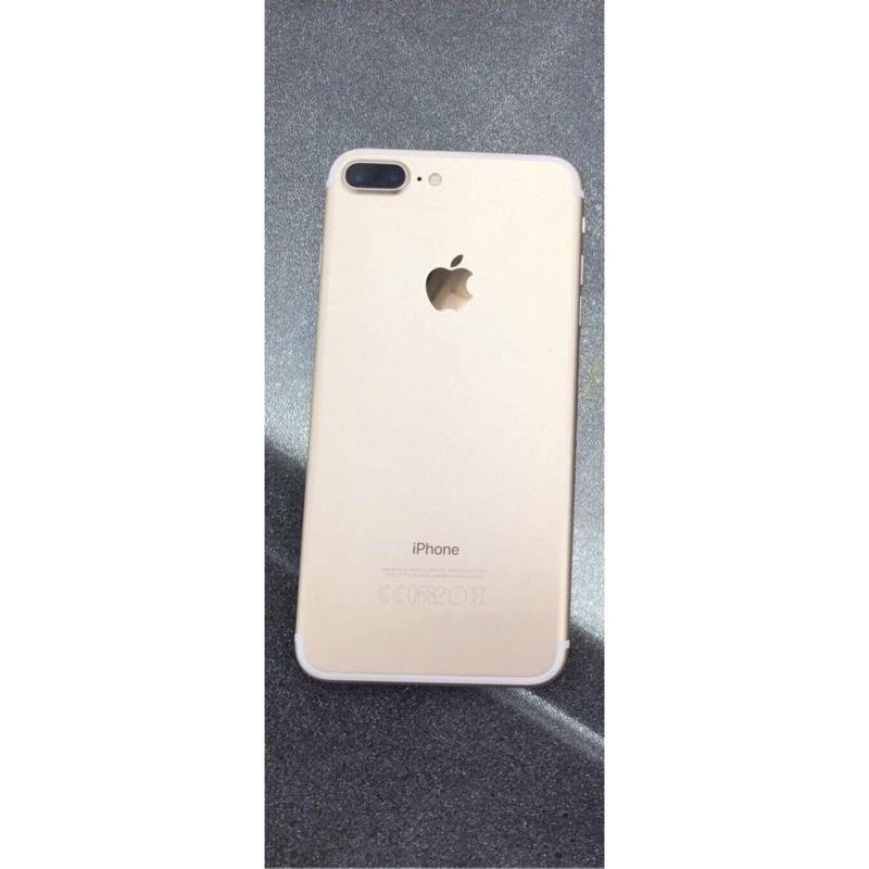 蘋果Apple iphone7plus 故障零件機$3500