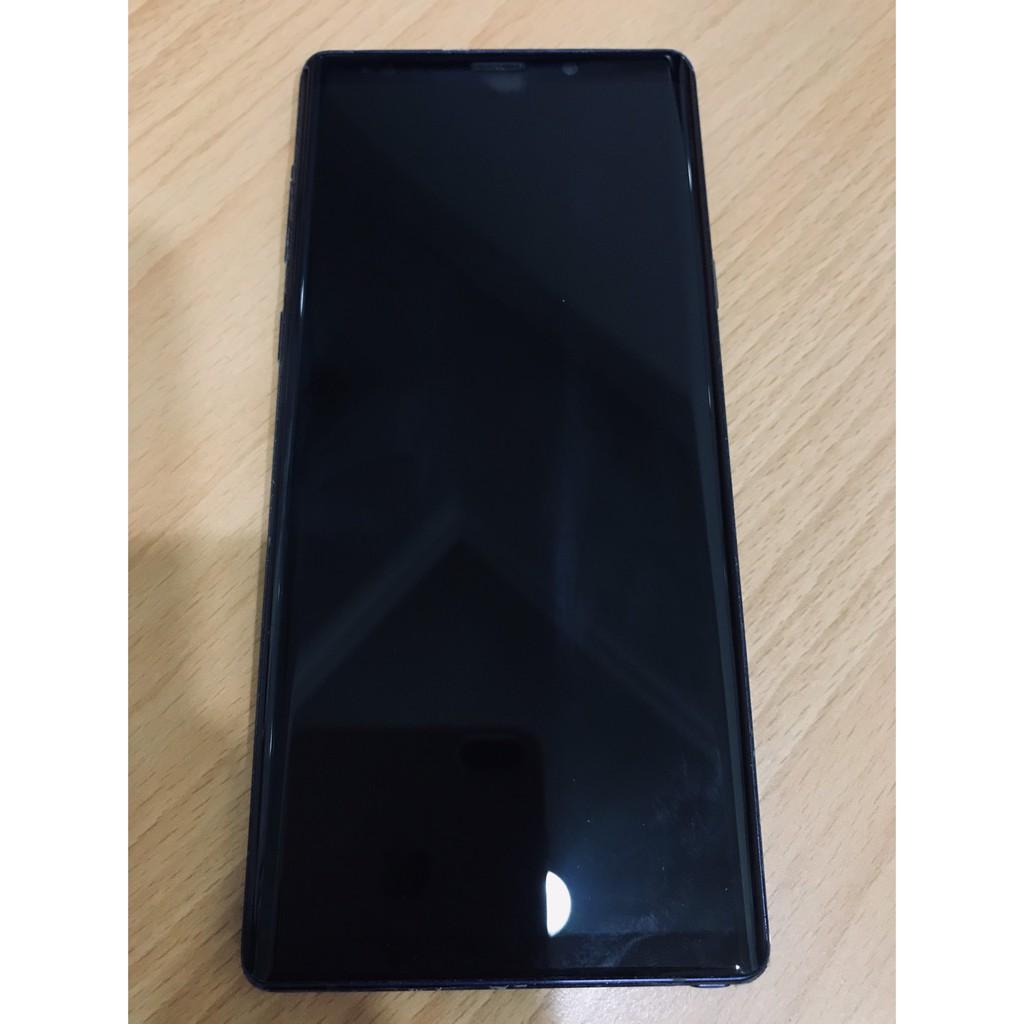 🎉快樂手機 三星 SAMSUNG NOTE9 二手 9成5極新公司貨 送充電頭+充電線+玻璃保貼 空機價$9500