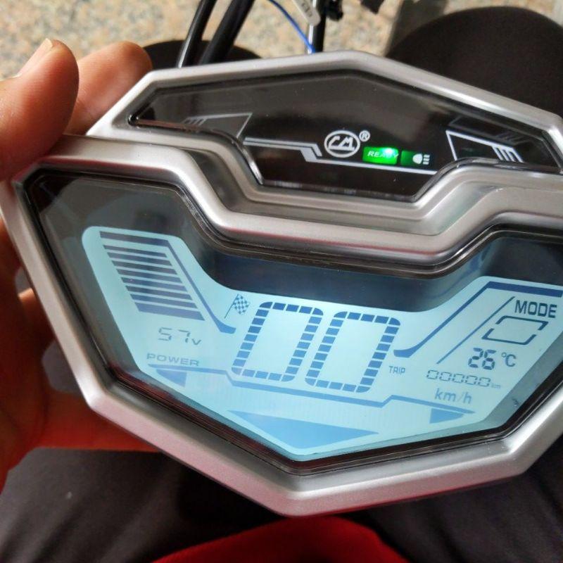 電動車 錡明 儀表 EGD- K2 48v 60v 戰狼 圓匯 史特龍