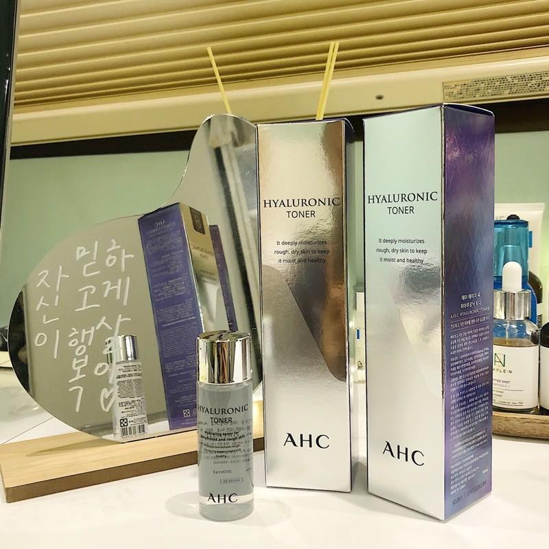 韓國 AHC 玻尿酸 B5 精華 化妝水 (AHC神仙水) 植萃保濕機能水
