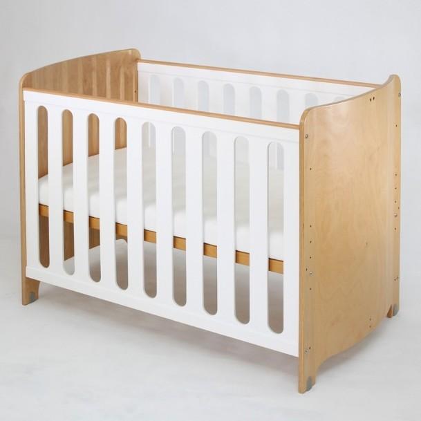 Bendi 嬰兒床 i Lu Wood 尊爵多功能嬰兒成長木床,一路從初生嬰兒床到成人書桌模式,70*140大床優惠組