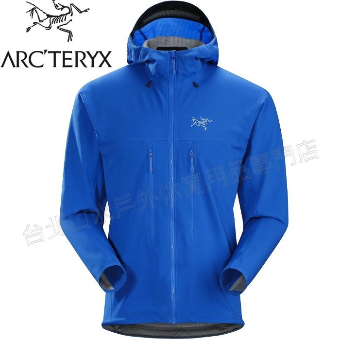 Arcteryx 始祖鳥 刷毛外套/硬絨外套/軟殼衣/風衣/登山攀岩外套 Acto FL 男款 16431 恆星藍