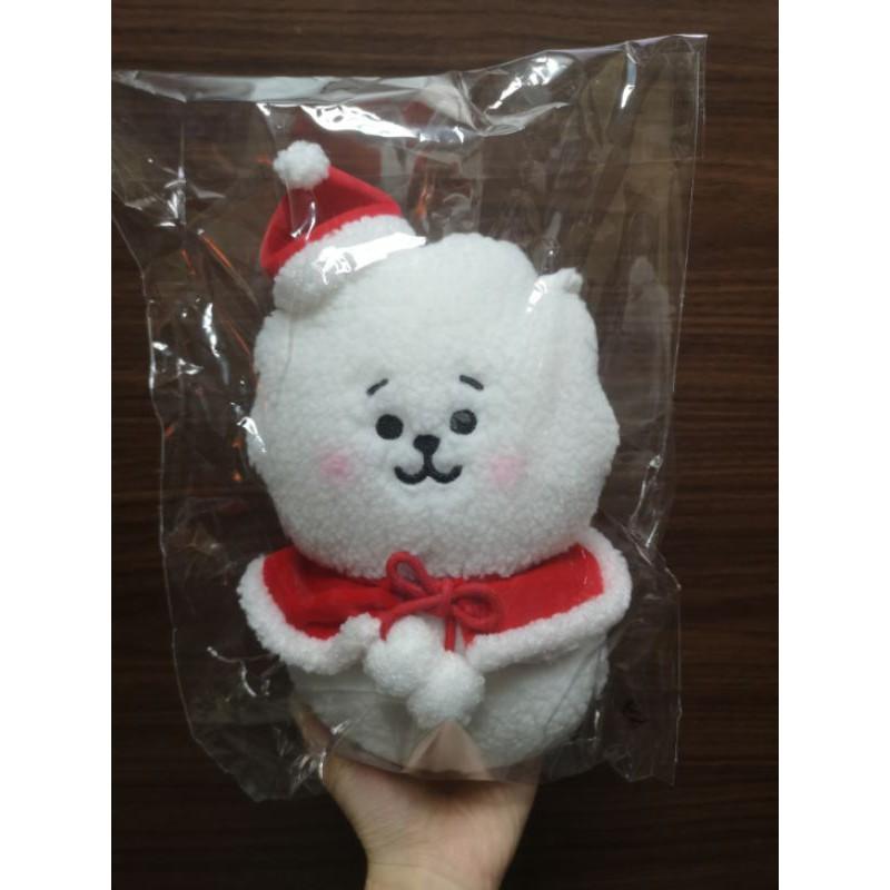(現貨/官方正版)BT21 站娃 Baby21 RJ Koya Mang冬季20cm站娃 Cooky吊飾 鑰匙圈