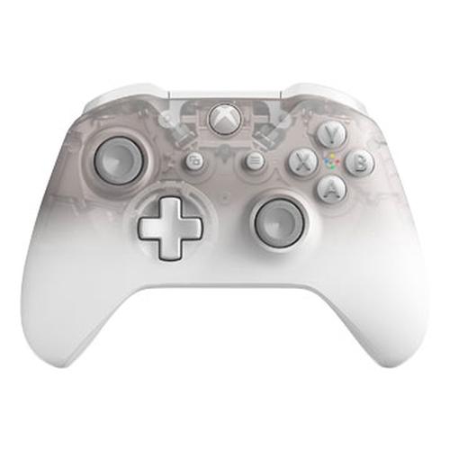Xbox One 無線控制器 Phantom 白色特別版 原廠無線控制 手把 搖桿