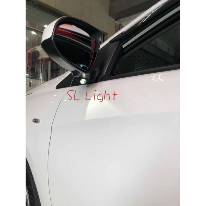 SL光電精品~2018 VISO YARIS 車美仕 感應式照明輔助燈 照地燈 定位燈 倒車燈 VIOS ALTIS