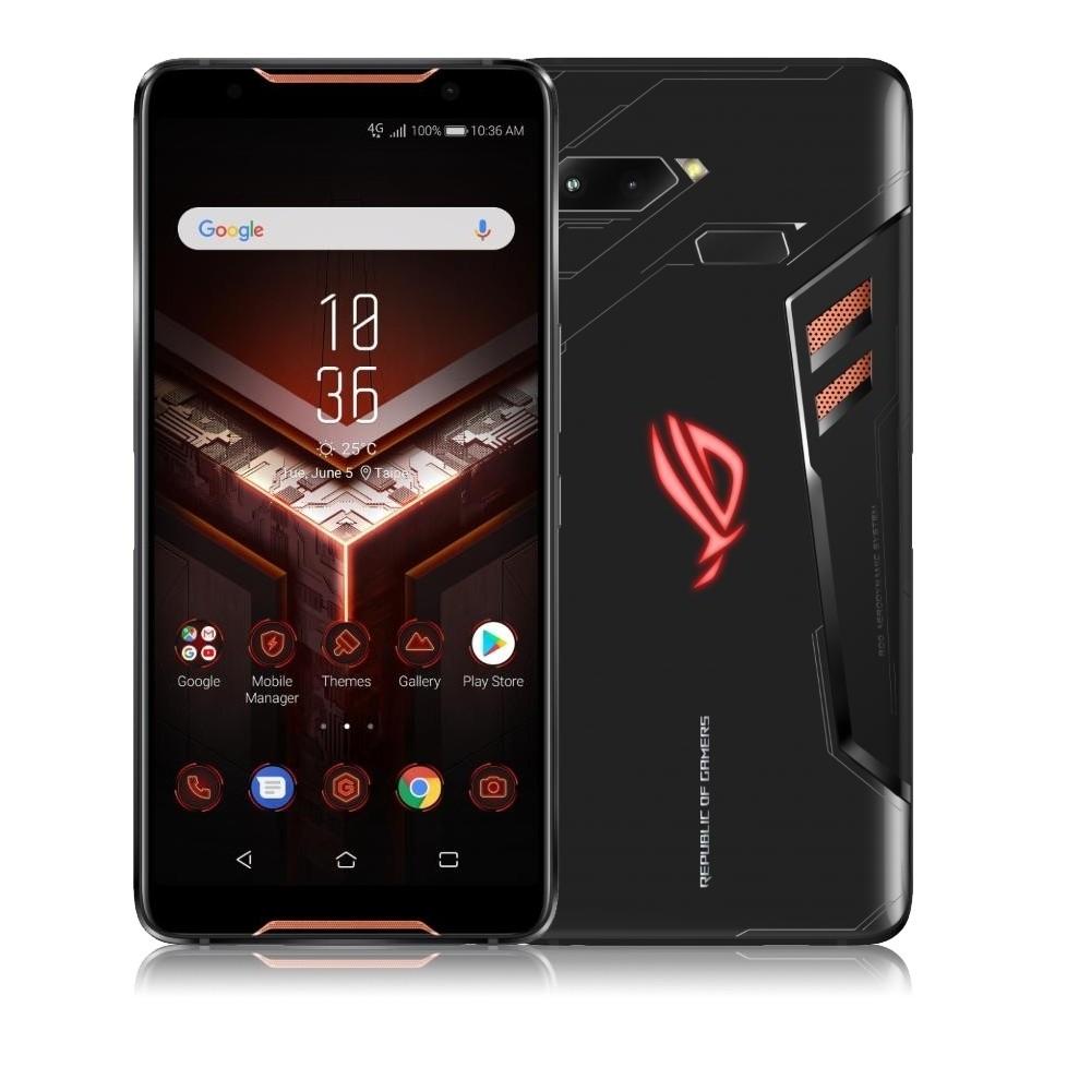 【ASUS華碩】ROG Phone ZS600KL (8g/128g/6吋) 電競手機 -純粹黑 福利品
