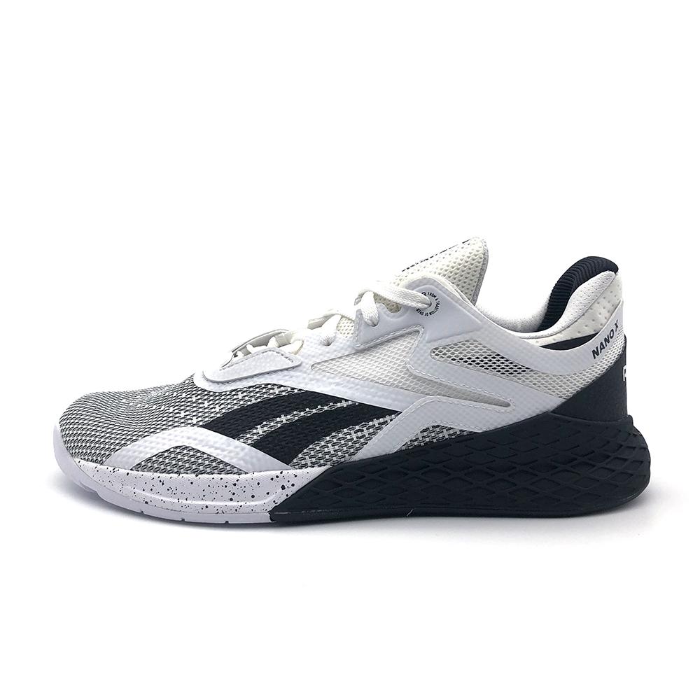 Reebok Nano X 訓練鞋 EH3094 黑白