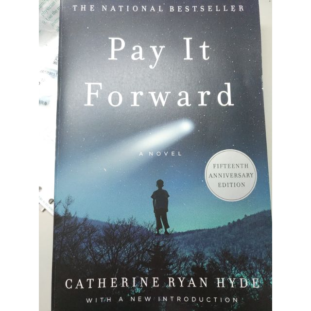 Pay It Forward 全英文小說